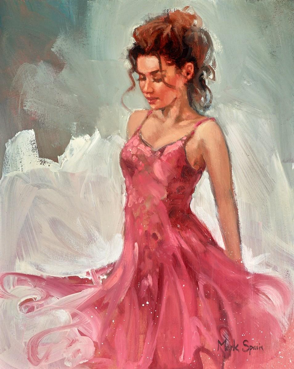 Pink Dress Dance